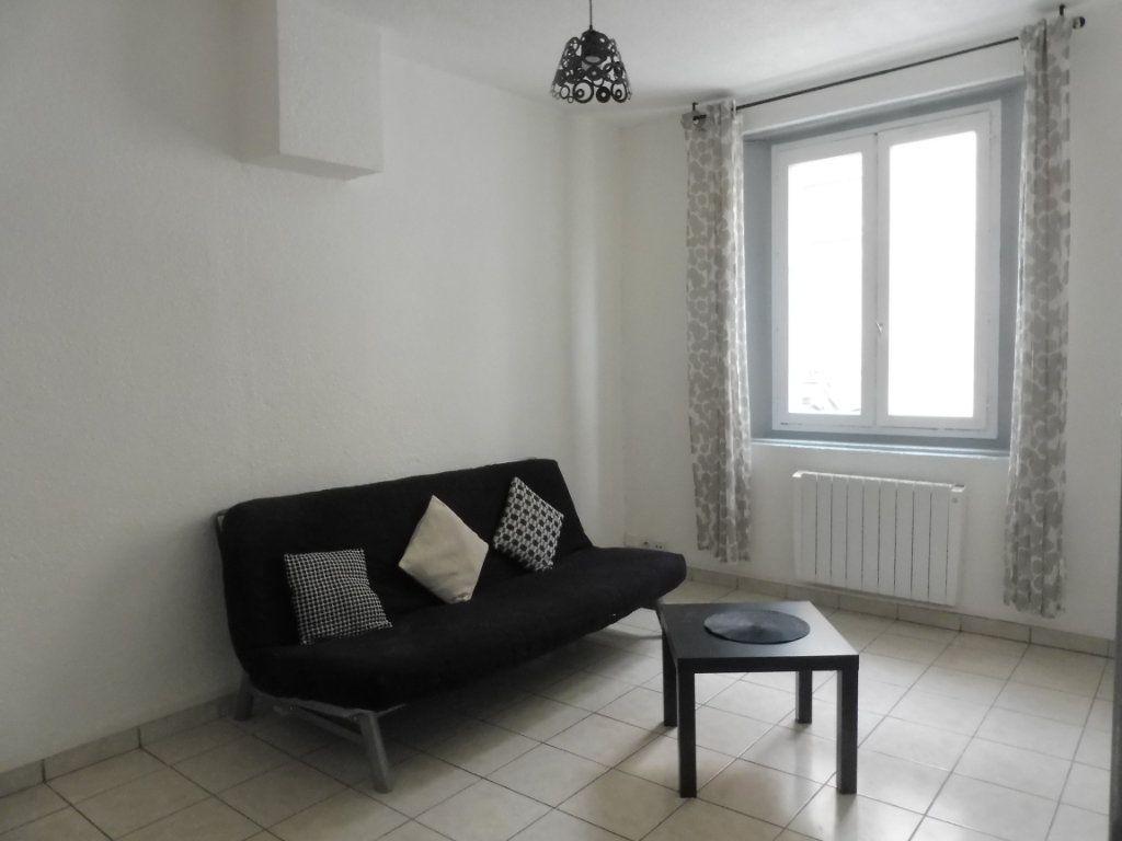 Appartement à vendre 2 30m2 à Grenoble vignette-2