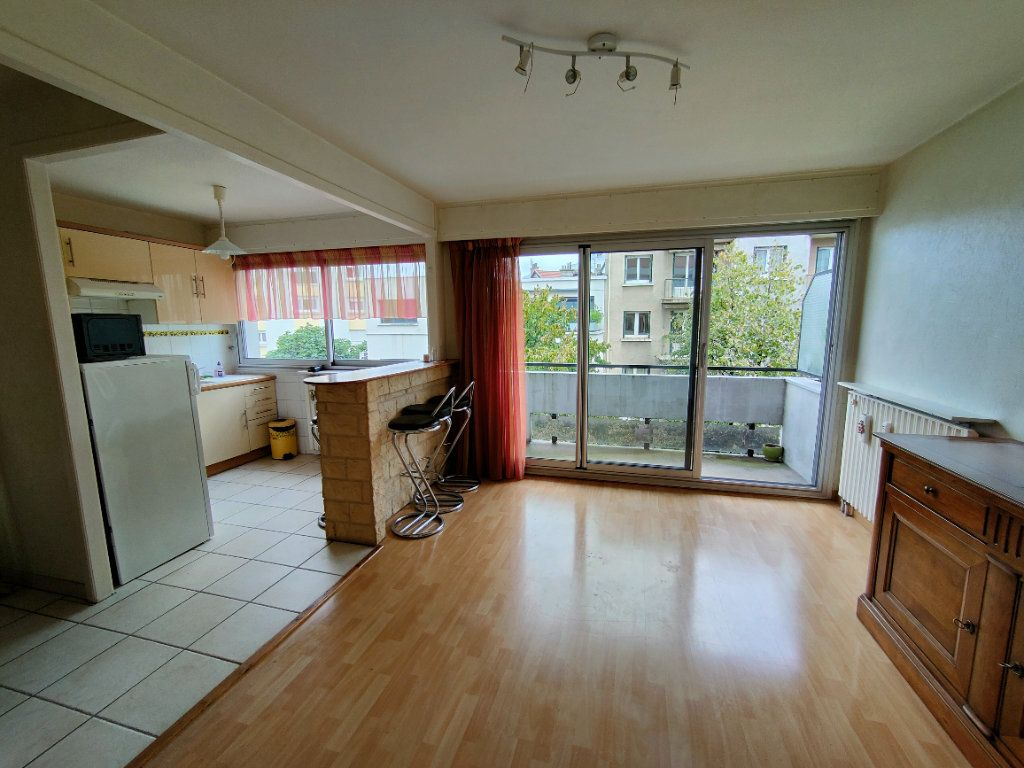 Appartement à vendre 2 39.71m2 à Grenoble vignette-1