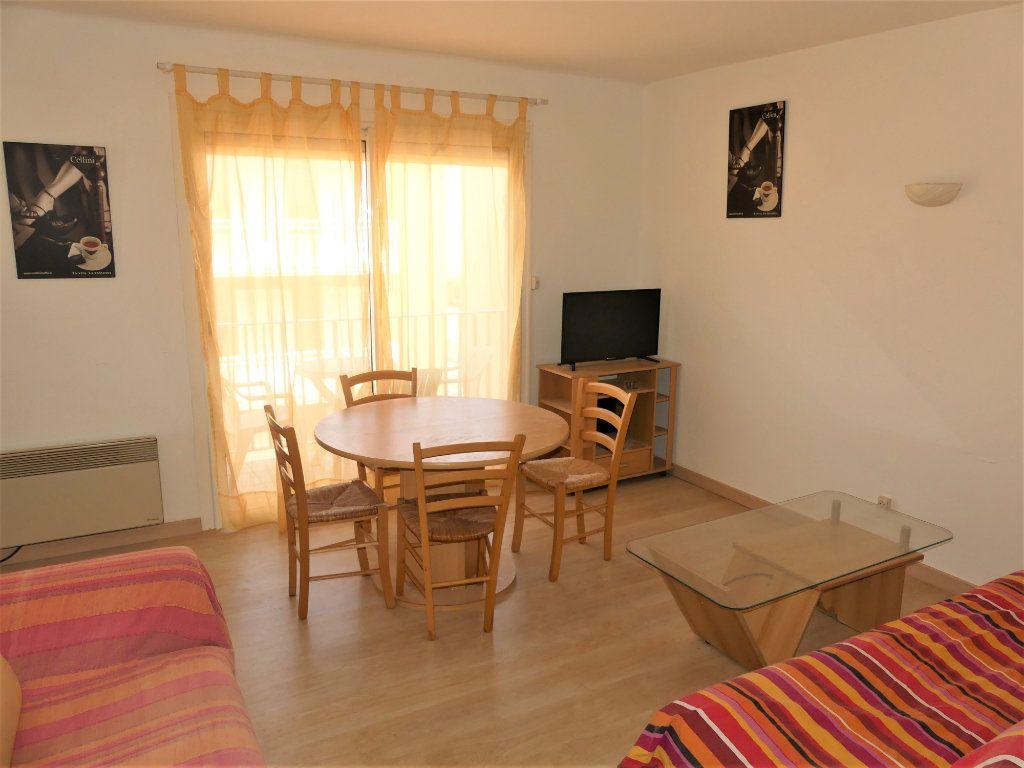 Appartement à vendre 3 47m2 à Valras-Plage vignette-1