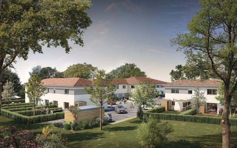 Appartement à vendre 3 63.13m2 à Sainte-Eulalie vignette-1