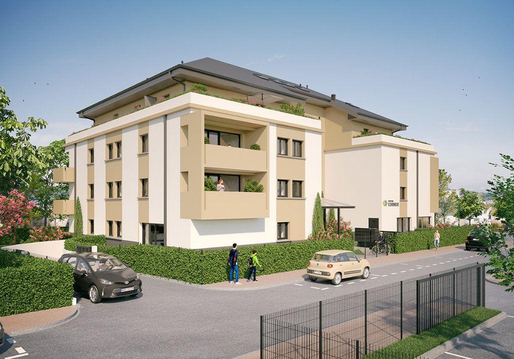 Appartement à vendre 3 67.71m2 à Cenon vignette-1