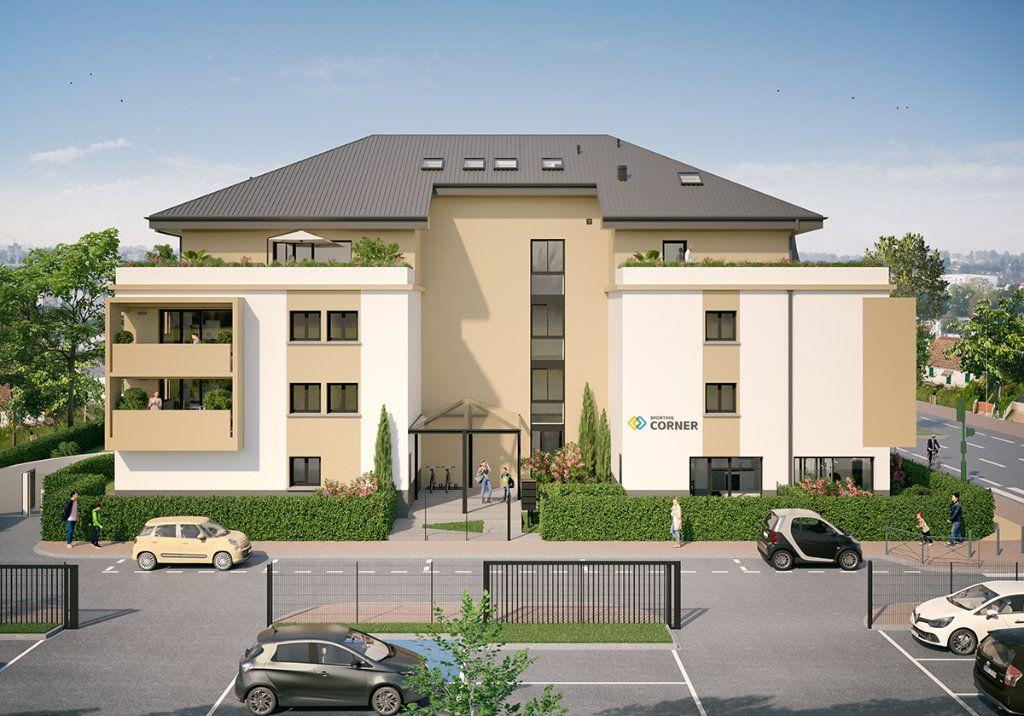 Appartement à vendre 3 67.71m2 à Cenon vignette-3