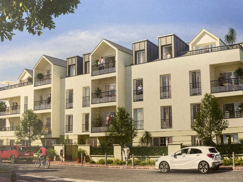 Appartement à vendre 3 66.79m2 à Montigny-le-Bretonneux vignette-3