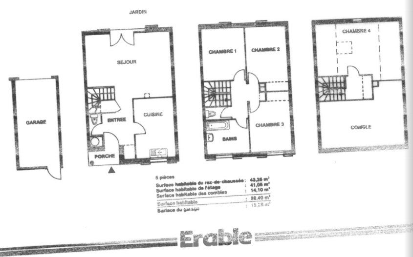 Maison à vendre 7 119m2 à Montigny-le-Bretonneux vignette-3