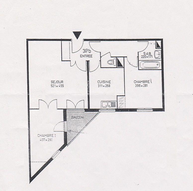 Appartement à vendre 3 62m2 à Montigny-le-Bretonneux vignette-2