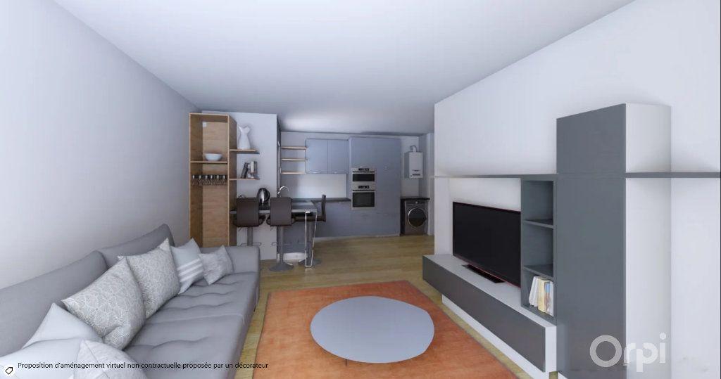 Appartement à vendre 3 59.29m2 à Élancourt vignette-1