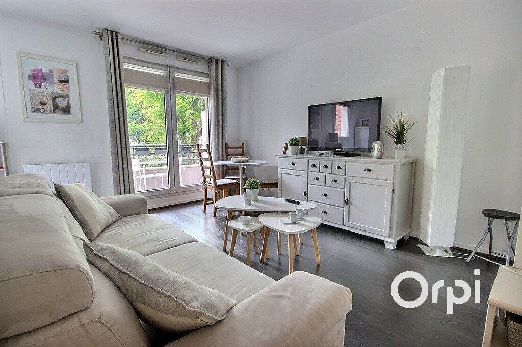 Appartement à louer 1 27.04m2 à Élancourt vignette-1