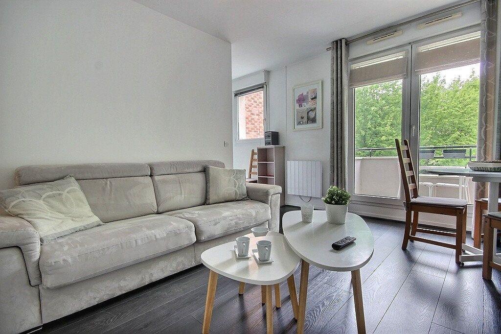 Appartement à louer 1 27.04m2 à Élancourt vignette-2