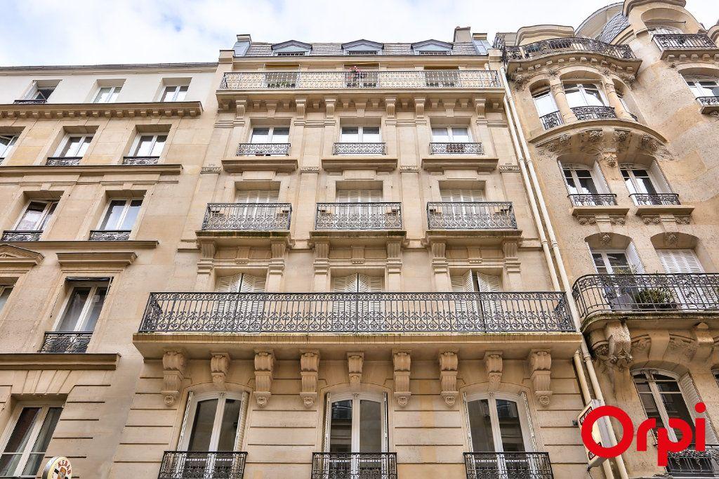 Appartement à vendre 3 66.64m2 à Paris 16 vignette-1