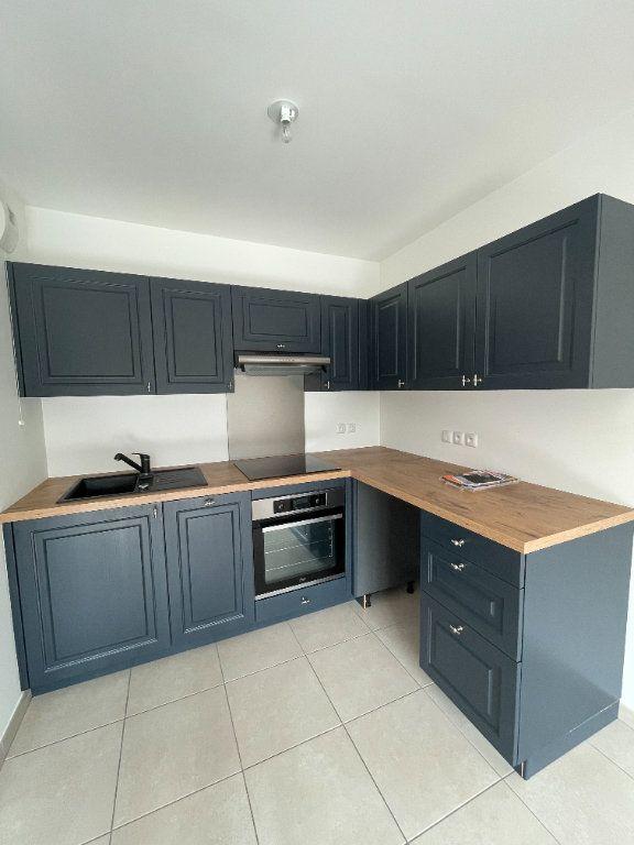 Appartement à louer 2 42.95m2 à Guyancourt vignette-2