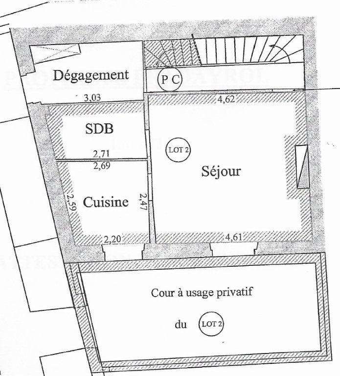 Appartement à vendre 1 30.8m2 à Montfavet - Avignon vignette-5