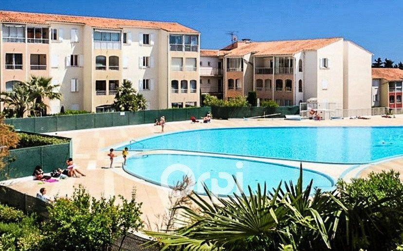 Appartement à vendre 2 27m2 à Fréjus vignette-1