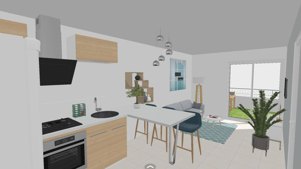 Appartement à vendre 3 48.01m2 à Fréjus vignette-2