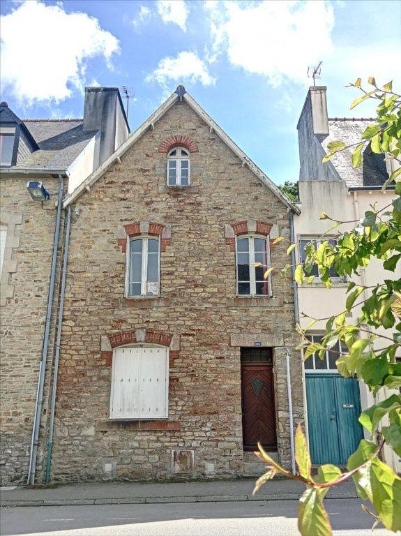 Maison à vendre 4 120m2 à Rosporden vignette-1