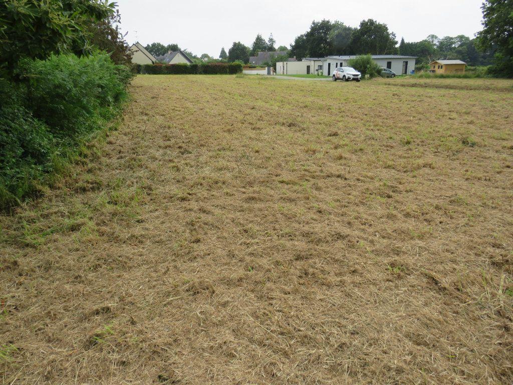 Terrain à vendre 0 1116m2 à Gouesnach vignette-2