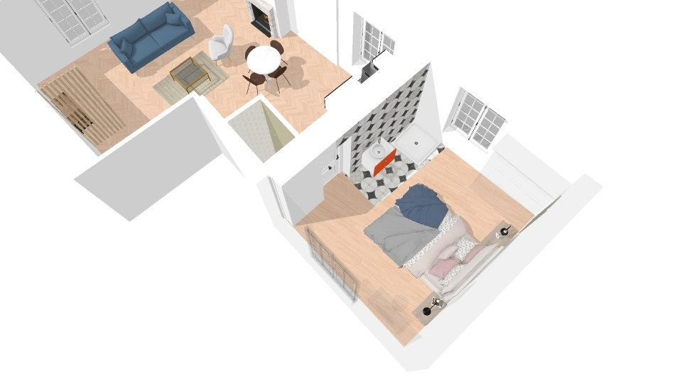 Appartement à vendre 2 53.7m2 à La Rochelle vignette-4