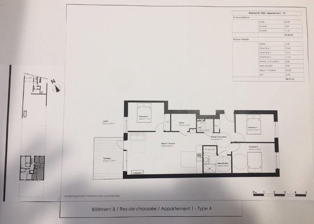 Appartement à vendre 4 84.11m2 à La Rochelle vignette-1