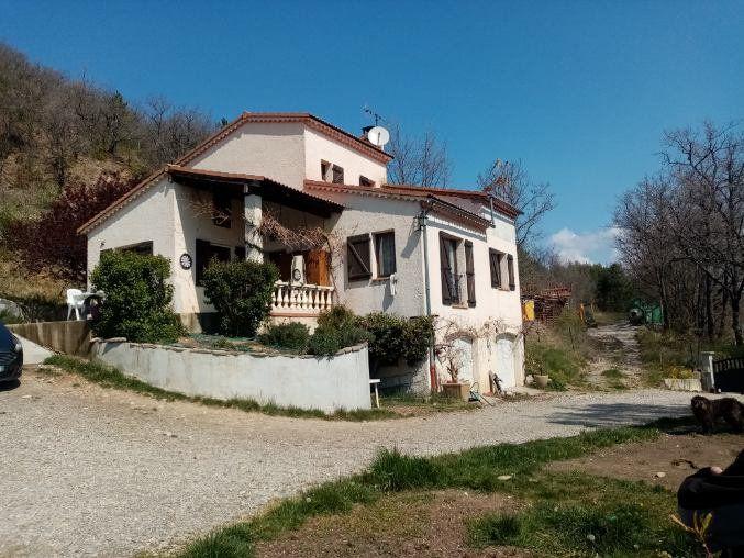 Maison à vendre 6 122m2 à Châteauneuf-de-Chabre vignette-2
