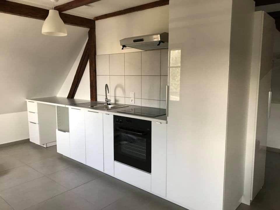 Appartement à louer 1 27.33m2 à Strasbourg vignette-1