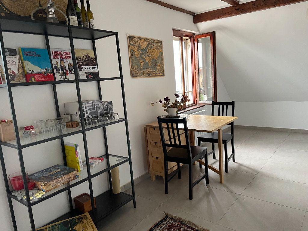 Appartement à louer 1 27.33m2 à Strasbourg vignette-3
