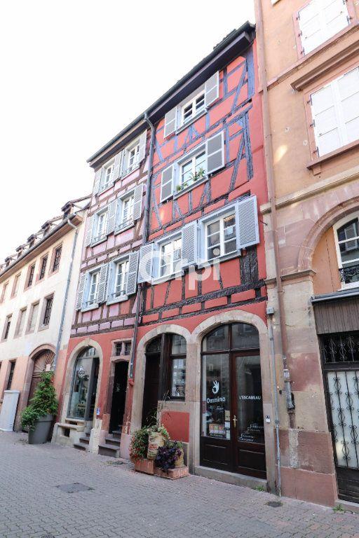 Appartement à louer 2 40m2 à Strasbourg vignette-1