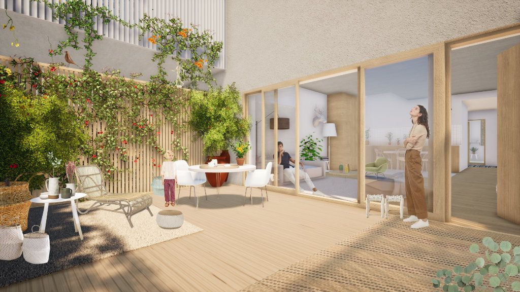 Appartement à vendre 3 76.93m2 à Mulhouse vignette-2
