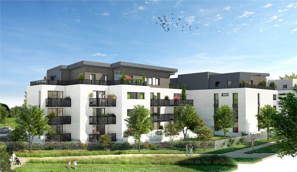 Appartement à vendre 3 66.44m2 à Pulversheim vignette-2