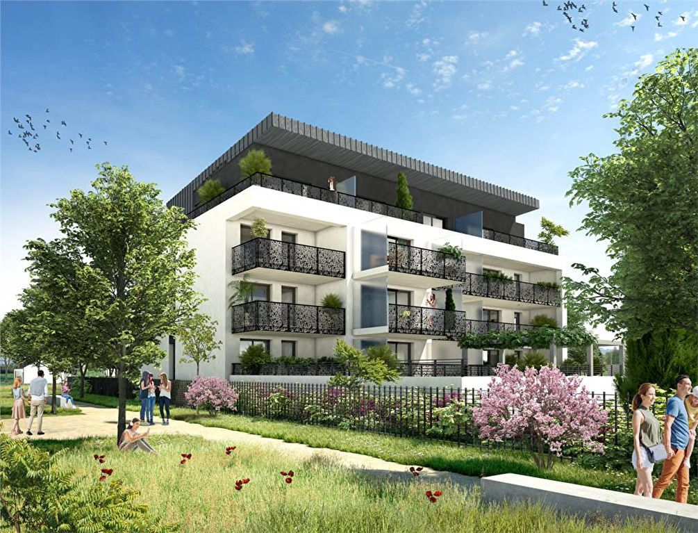 Appartement à vendre 2 48.3m2 à Pulversheim vignette-1