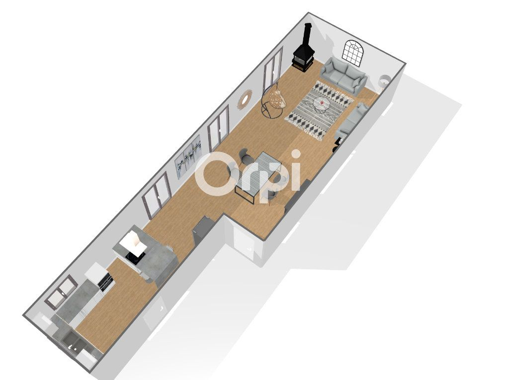Maison à vendre 7 215m2 à Bréchaumont vignette-4
