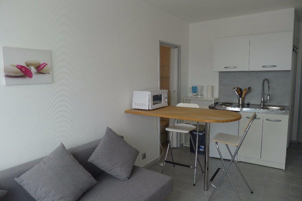 Appartement à louer 1 15.14m2 à Mulhouse vignette-1
