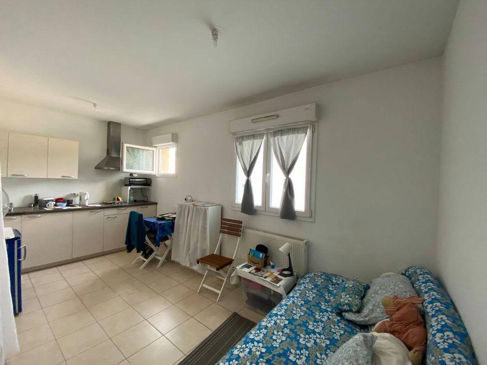 Appartement à louer 1 25.26m2 à Kembs vignette-1