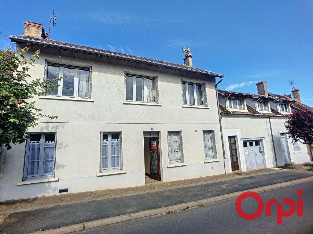 Maison à vendre 4 85.5m2 à La Chapelle-d'Angillon vignette-1