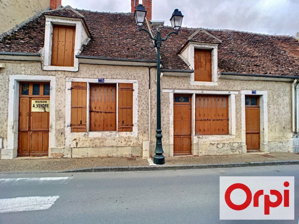 Maison à vendre 6 104m2 à Saint-Amand-Montrond vignette-1