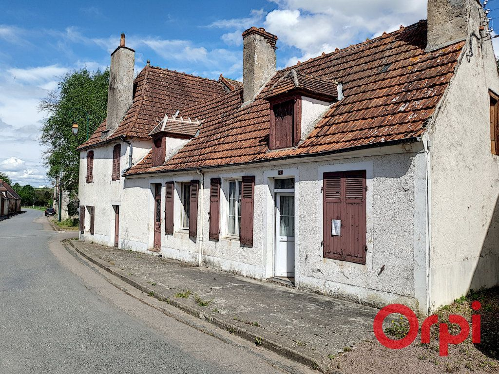 Maison à vendre 5 105m2 à Bannegon vignette-1