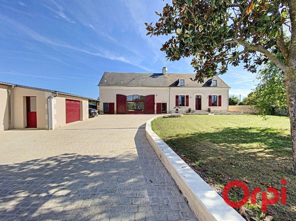 Maison à vendre 5 253m2 à Drevant vignette-1