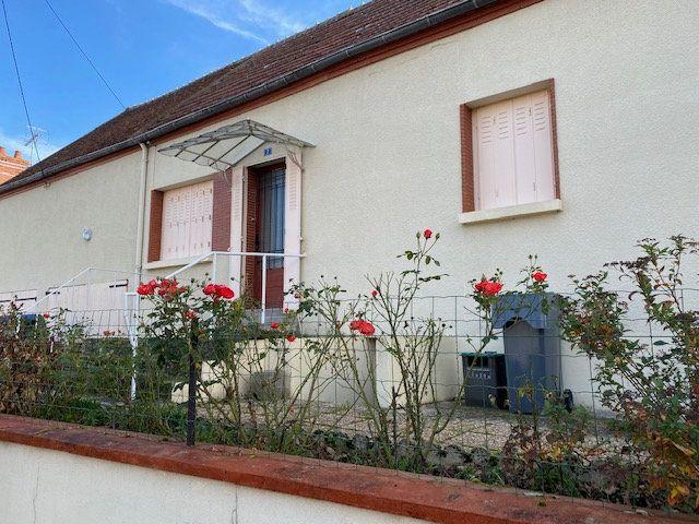 Maison à vendre 6 101m2 à Châteaumeillant vignette-1