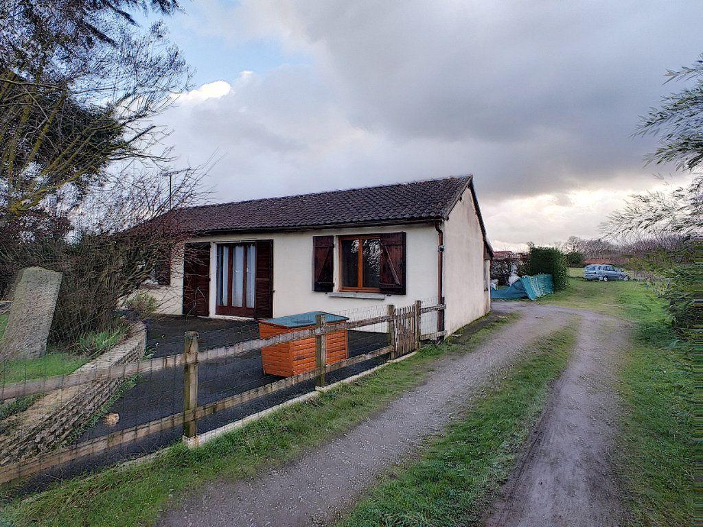 Maison à vendre 4 70m2 à Lacs vignette-2