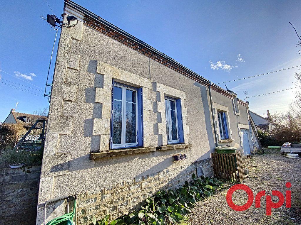Maison à vendre 3 58.7m2 à Châteaumeillant vignette-1
