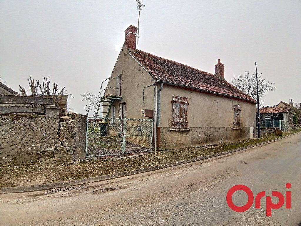 Maison à vendre 2 51m2 à Augy-sur-Aubois vignette-1