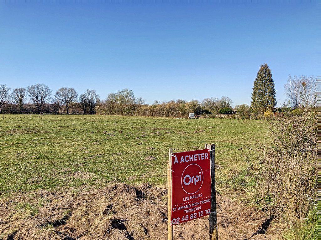 Terrain à vendre 0 2059m2 à Charenton-du-Cher vignette-2