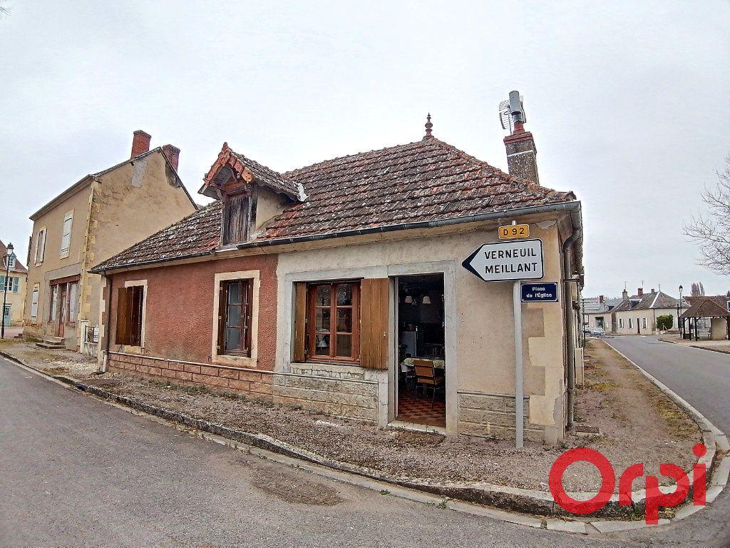 Maison à vendre 3 48.5m2 à Thaumiers vignette-2