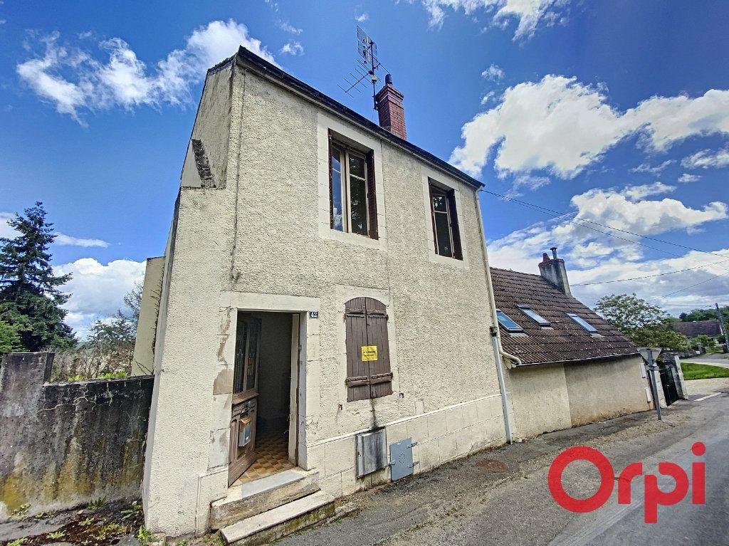 Maison à vendre 2 45m2 à Saint-Amand-Montrond vignette-1