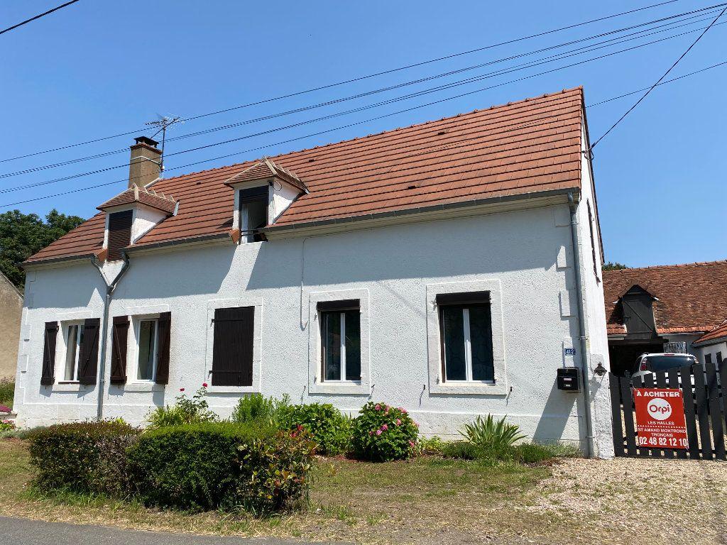 Maison à vendre 4 133m2 à Charenton-du-Cher vignette-9