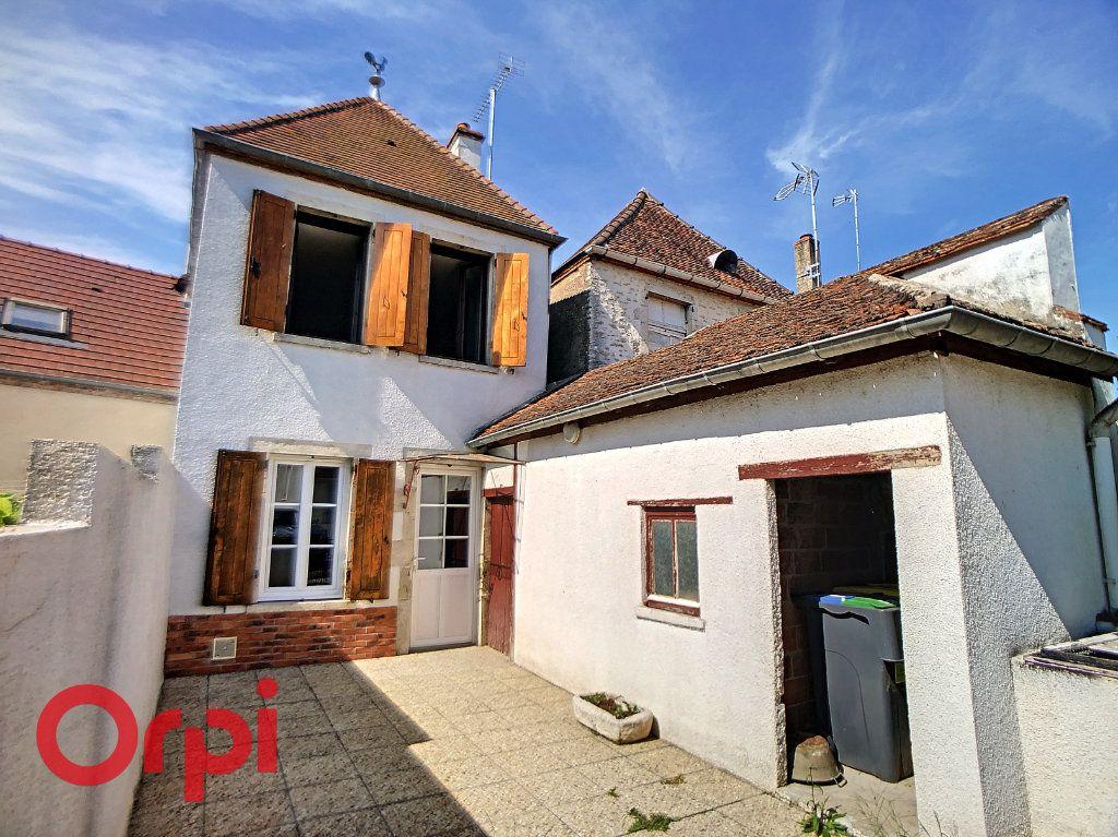 Maison à vendre 5 116m2 à Bessais-le-Fromental vignette-2