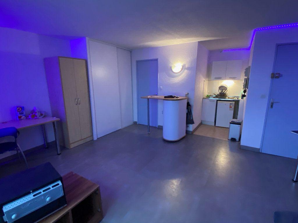 Appartement à louer 1 25m2 à Montpellier vignette-1