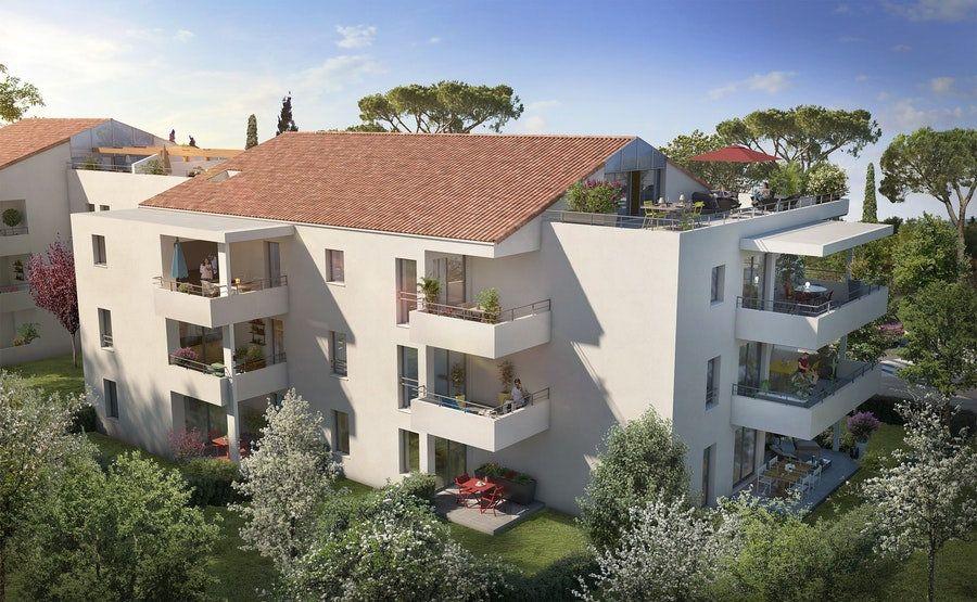 Appartement à vendre 2 47.38m2 à La Ciotat vignette-1
