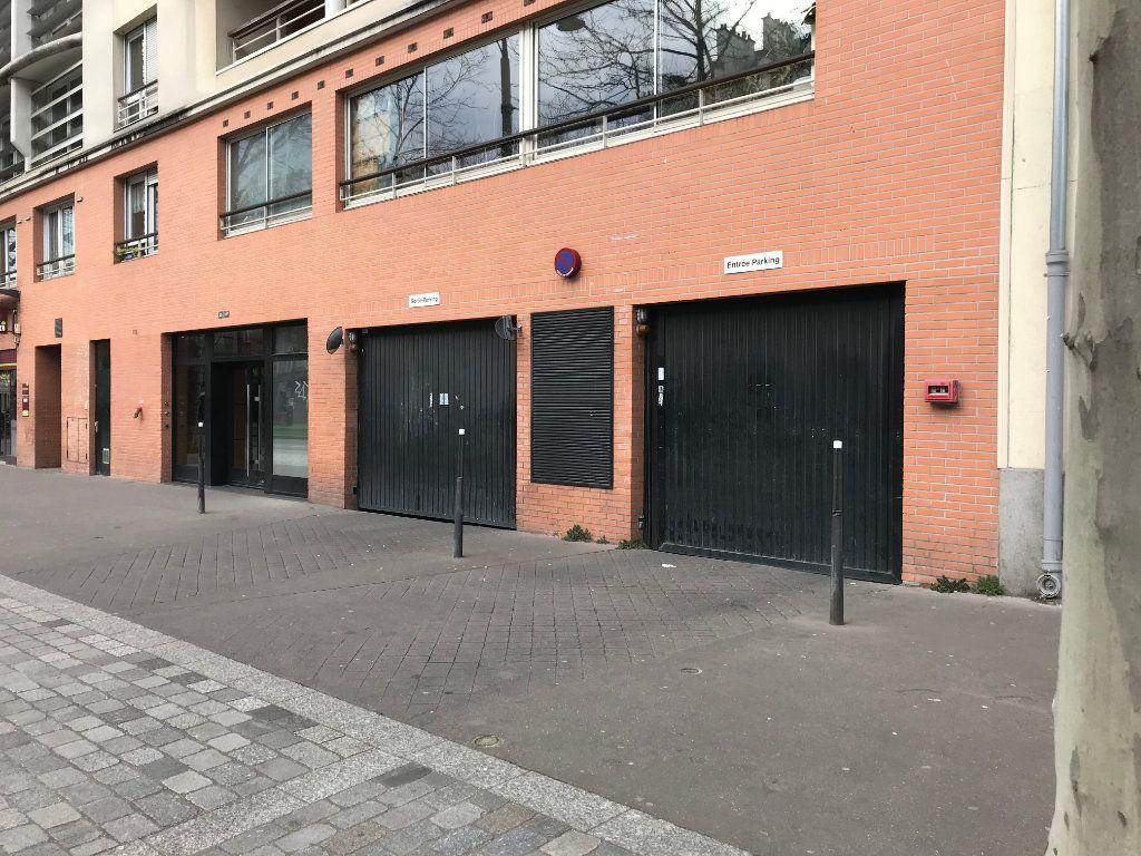 Stationnement à vendre 0 11.5m2 à Paris 14 vignette-2