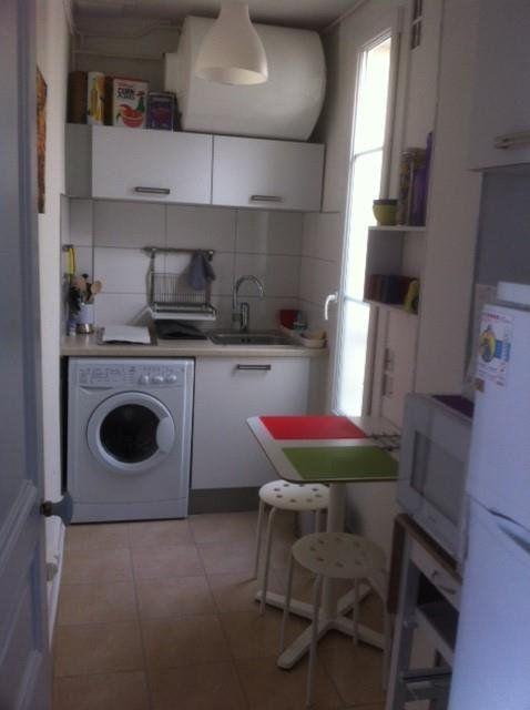 Appartement à louer 2 30m2 à Paris 14 vignette-4
