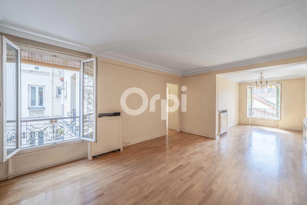 Appartement à vendre 3 80.66m2 à Paris 14 vignette-2