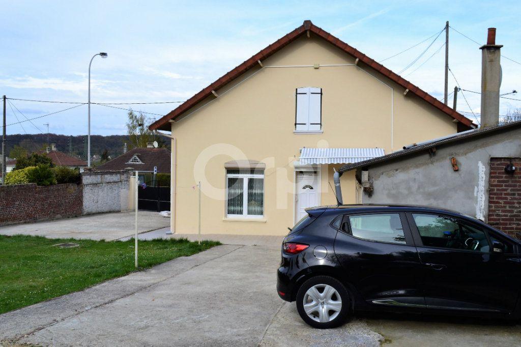 Maison à vendre 6 130m2 à Nogent-sur-Oise vignette-1